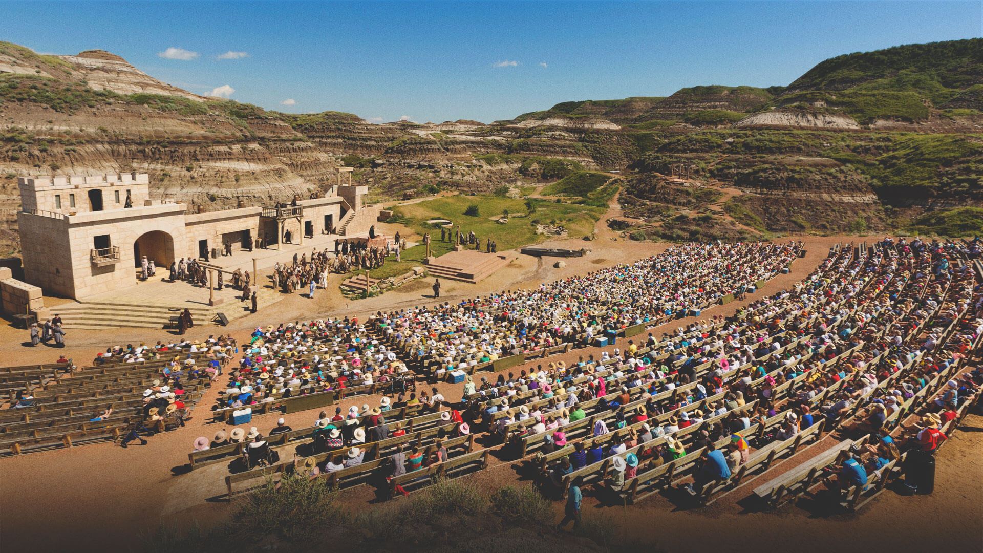 Canadian Badlands Passion Play, The