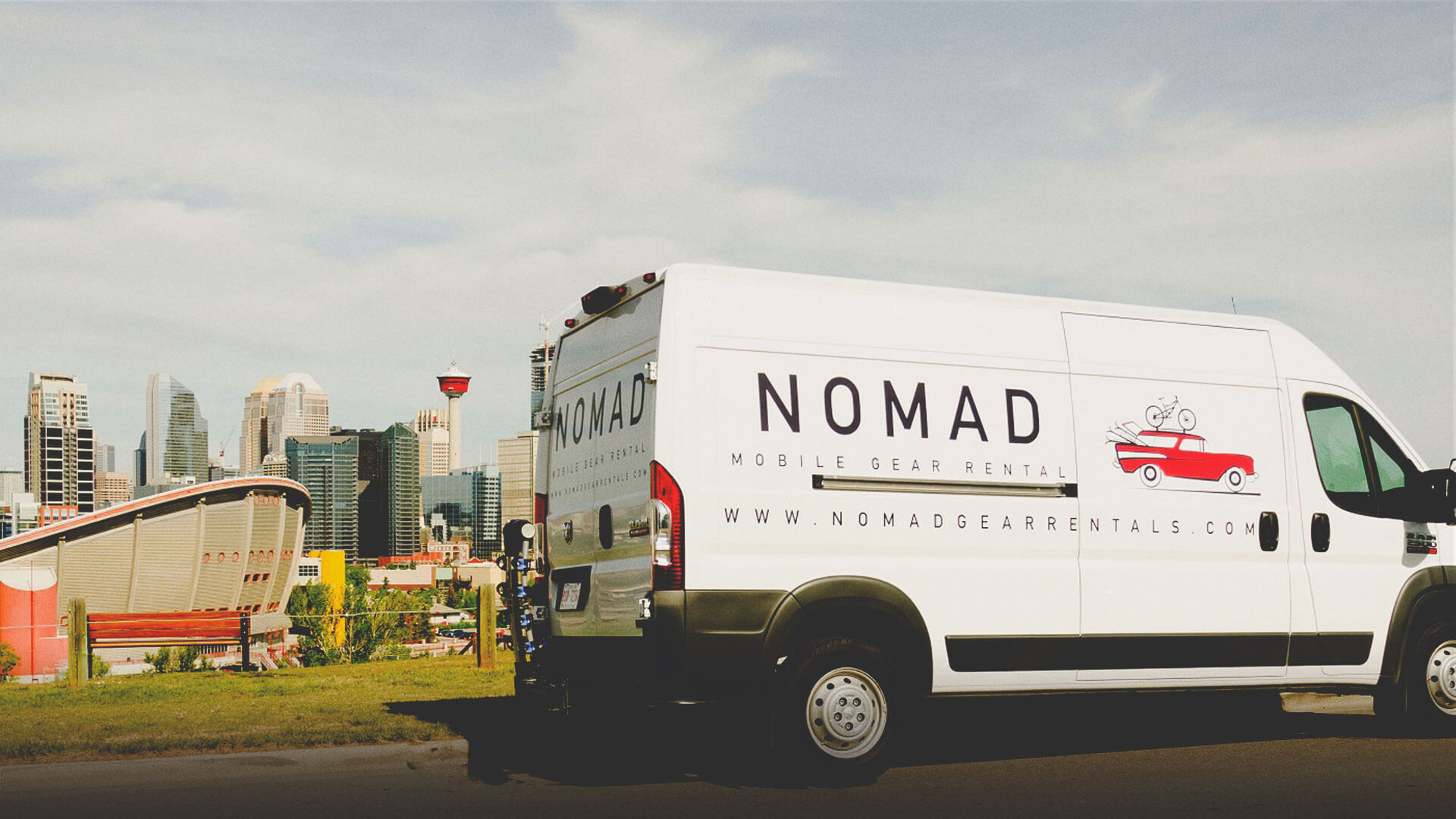 Nomad Mobile Gear Rental