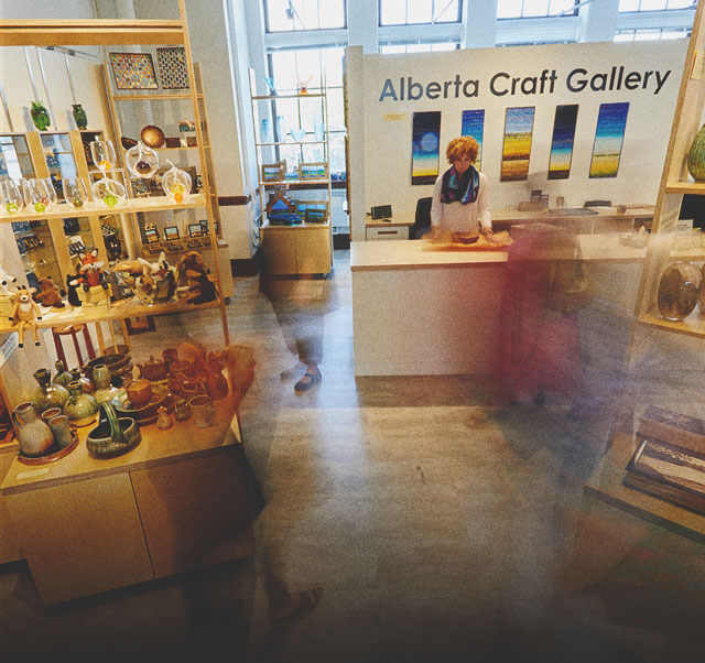Alberta Craft Gallery