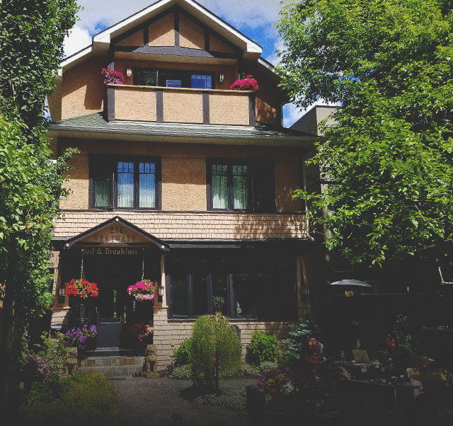 Bed & Breakfast Association of Calgary