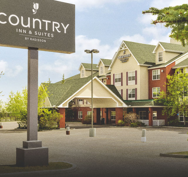 Country Inn & Suites by Radisson Calgary-Airport