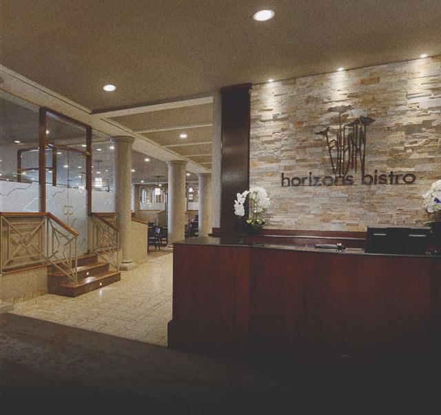 Barrington's Restaurant and Lounge at Best Western Premier Calgary Plaza Hotel