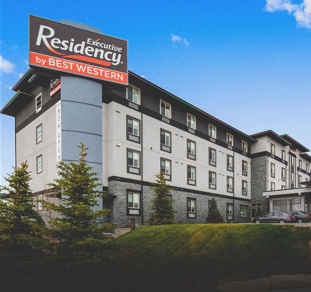 Executive Residency by Best Western City View North
