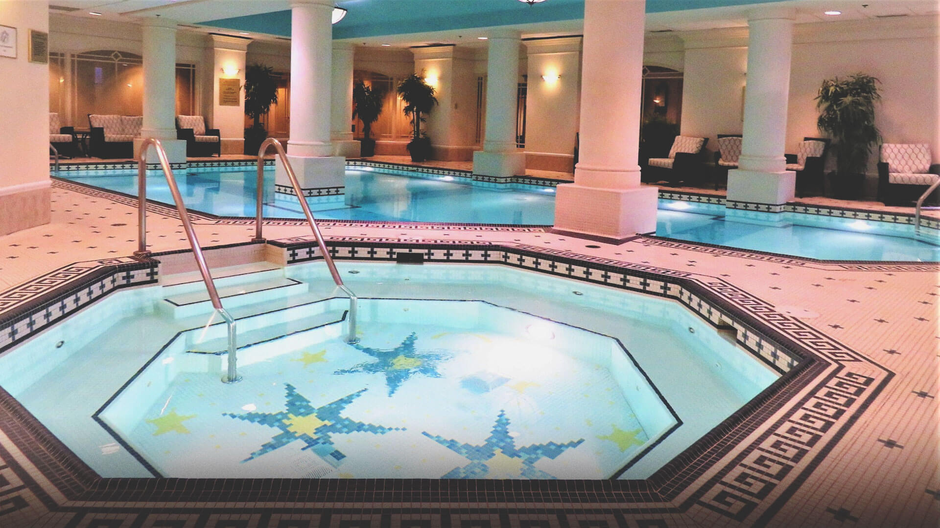 RnR Wellness Spa Fairmont Palliser