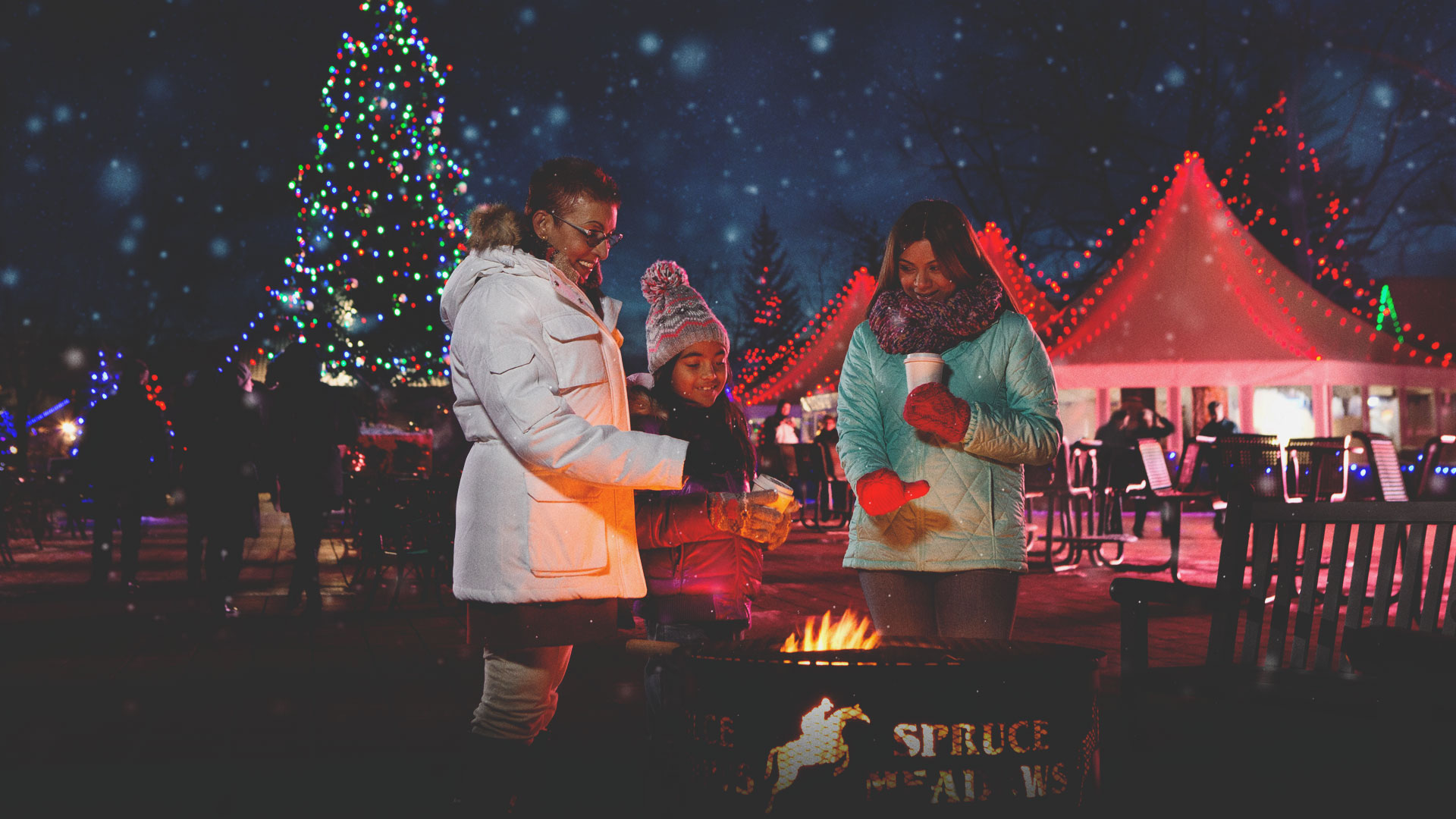 Spruce Meadows International Christmas Market presented by TELUS