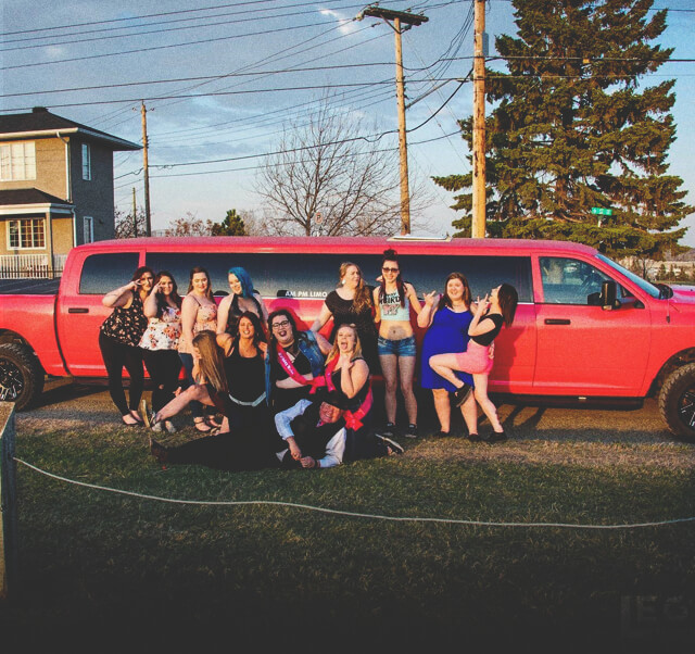 AM PM Limo & Party Bus Calgary
